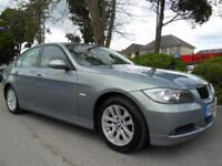 BMW 320 2.0TD DIESEL 2005 SE COMPLETE WITH M.O.T HPI CLEAR INC WARRANTY