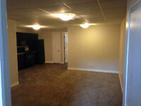 2 Bedroom Basement Suite Available Now!