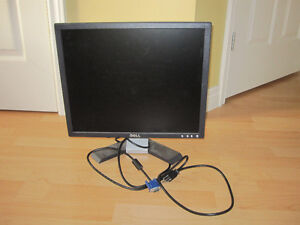 """Dell E196FPf 19"""" monitor"""