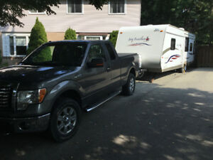 Truck/Trailer Combo for Sale