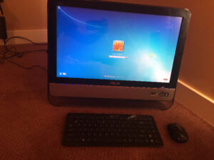 ASUS All in one Touchscreen PC