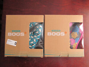 brand new toddler Bogs 2 pairs