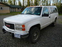 REDUCED for QUICK SALE: 1997 GMC Sierra 3500 Pickup Truck