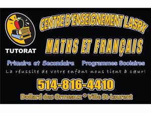 TUTORAT POUR L'ANNÉE SCOLAIRE:  FRANÇAIS: écriture, lecture ++ West Island Greater Montréal image 4