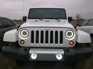 2012 JEEP WRANGLER FULLY LOADED LEATHER