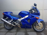 2001 Honda VFR800 F1 4 Former Keepers 38,248 Miles Great Condition HPI Clear