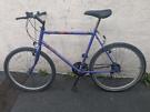 Mens raleigh impact bike