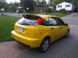 ONE LADY OWNER, 2006 FORD FOCUS, 183000km, JUST ETESTED
