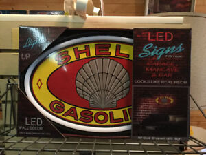 Shell LED Neon Sign