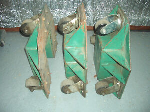 machinery caster dollys Kitchener / Waterloo Kitchener Area image 3