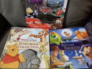 Disney Story Book Collections (3)