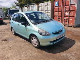 Honda jazz 1.4 petrol 2002 ulez complaint