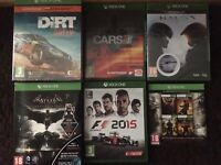 Xbox One Games Starting From £12