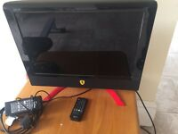 """Acer Ferrari F-20 20"""" widescreen LCD Monitor with built in speakers"""