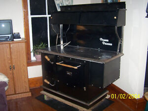 Airtight- Wood Cookstoves