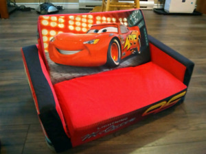 Cars couch/bed
