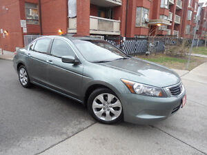2010 HONDA ACCORD EX , ONE OWNER , SUNROOF, DEALER SERVICED !!!