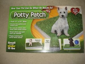 Potty Patch - Indoor Washroom for Pets