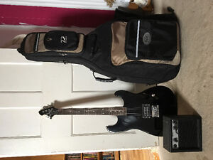Epiphone and First Act guitars