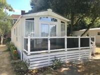 Static Caravan Christchurch Dorset 2 Bedrooms 6 Berth Pemberton Warwick 2014