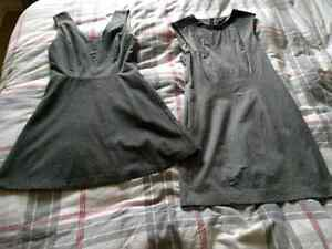 Grey Dynamite and Banana Republic dresses