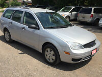 2007 Ford Focus SE Wagon 113 332 km. Kitchener / Waterloo Kitchener Area Preview