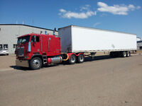 Need anything hauled to/from BC, AB, SK?