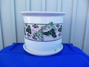 Pot ou cache-pot 12 pouces (30 cm) pour plante