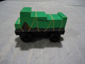 Thomas the Train Furniture Car and Oil Tanker Car