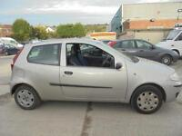 Fiat Punto 1.2 8v Active 3 door - 2004 54-REG - 8 MONTHS MOT