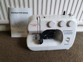 New home, Janome, ENX24, Sewing Machine
