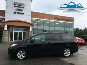2017 Toyota Sienna LE FWD 8-Passenger  CERTIFIED/ETESTED, WARRAN