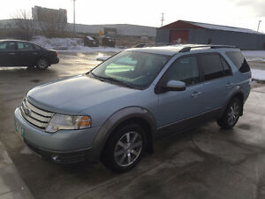 2008 Ford FreeStyle/Taurus X SAFETIED FORD TAURUS 2008 Wagon