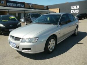 2005 Holden Commodore VZ Executive Asteroid Silver 4 Speed Automatic Sedan Wangara Wanneroo Area Preview