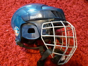 Casque de hockey enfant Reebock grandeur small