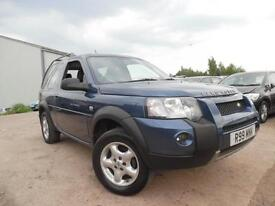 2006 LAND ROVER FREELANDER ADVENTURER TD4 2.0 DIESEL