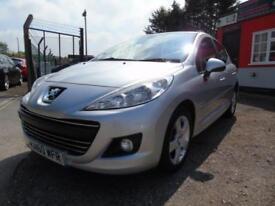2010 Peugeot 207 1.6 HDi 92 Sport 5dr,FSH,1 former keeper,2 keys 5 door Hatch...