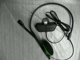 OFFICIAL XBOX One Chat Headset - Genuine product - no offers thanks