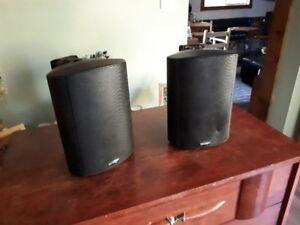 Paradigm Indoor/outdoor Speakers