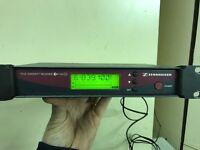 Sennheiser EW100 G2 series wireless microphone system