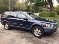 Volvo XC70 - great condition with full leather interior!