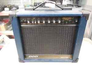 DOD guitar amplifier. We sell used musical instruments