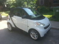 2008 Smart Fortwo Passion Cabriolet Convertible