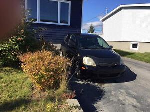 2005 Toyota Echo Berline Saguenay Saguenay-Lac-Saint-Jean image 1
