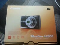 A vendre appareil photo Canon A2600