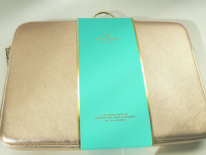 KATE SPADE GOLD MACBOOK PRO / AIR SLEEVE CASE ULTRA PROTECTION