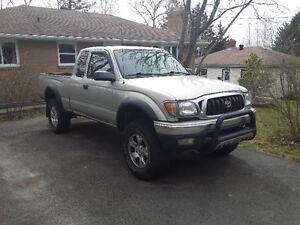 2003 Toyota Tacoma 4x4 SR5