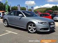 2008 AUDI A4 1.8T FSI 160 S Line Cruise Xenon 2 Owners Low Miles