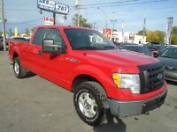 FORD F-150 XLT 2010 4X4 COMME NEUF!