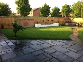 Landscaping turfing ,patio fencing free quotes